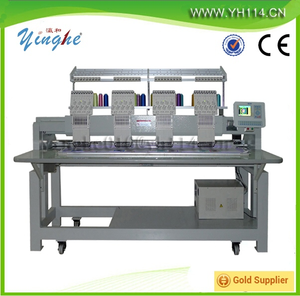 best quality logo embroidery machines new model