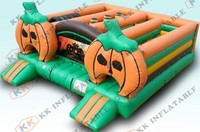party business supply inflatable obstacle maze for sale