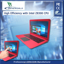 The latest Intel Z8300 laptop computer with large battery