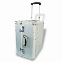 Travel luggage with Jacquard and Bag inner,luggage case wheels online,plain aluminum pilot trolley case