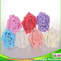 Artificial Foam Roses for Wedding Wall Decoration