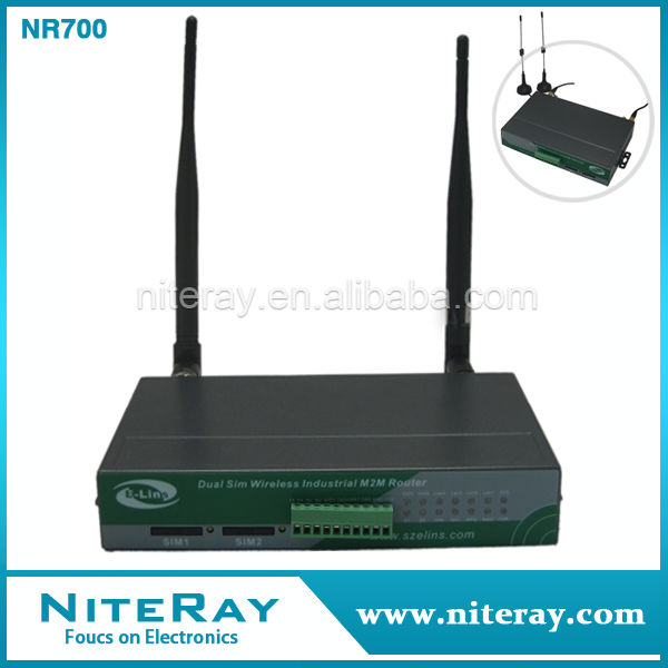 Mini 3g 4g wifi router 3g cdma evdo / 4g lte router for industrial