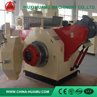 New Arrival fast Delivery pine wood logs pellet forming machine