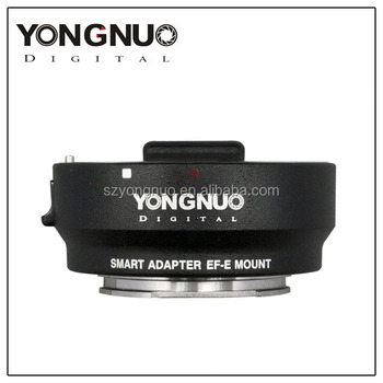 Yongnuo Smart Adapter Ef-E Mount for Sony