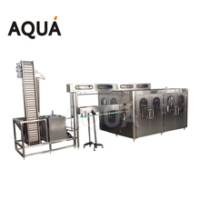 small industrial project Full automatic high speed 3 in 1 mineral water machine price / bottling plant with high quality