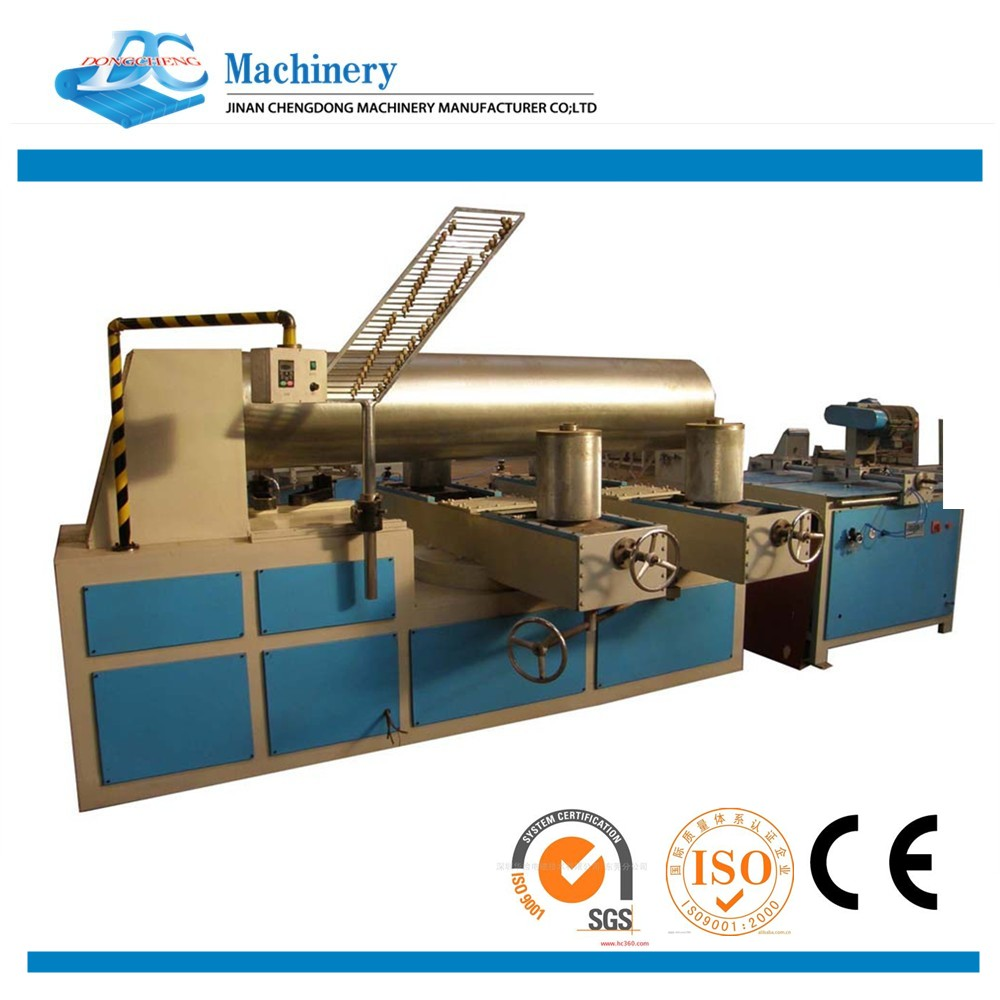 big size spiral paper tube core winding machine