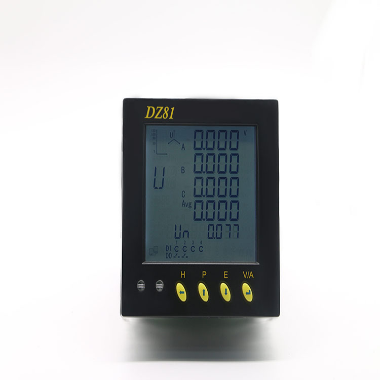 The Best China Three phase stages power meter