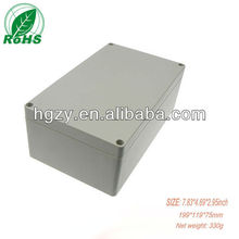 4x4 electric box electrical pillar box