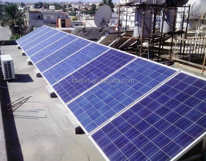 Solar Sun Battery For House 2kw 3kw 5kw System Solar
