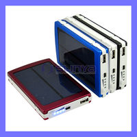 10000mAh Solar Cell Phone Charger Laptop Solar Charger