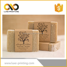Custom printed paper box cardboard sleeve for soap box