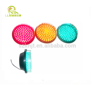 Factory price red and green traffic signal warning stop go indicator light