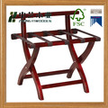fsc sa8000 ISO9001 simple luggage shelf luggage rack on sale