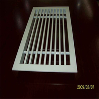 Air Conditioning Diffuser Square Air Diffuser Ceiling Diffuser