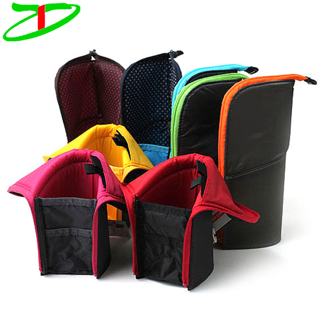 stand up gift pencil bag, transformer standing pencil case