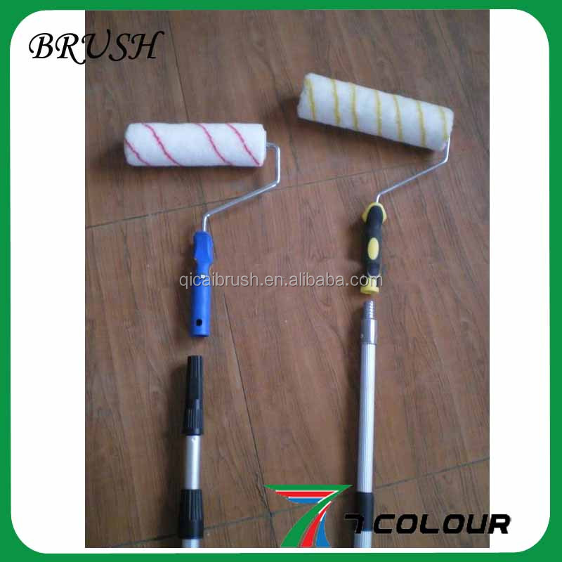 gun cleaning rods,powder spraying steel telescopic rod and extension poles