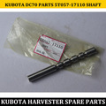 HIGH QUALITY OF KUBOTA DC70 SHAFT 5T057-17110 FOR SALE