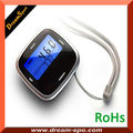 Calorie walk mate step counter precise pedometer with hot selling