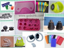 high capacity silicone oil seal ring making machine