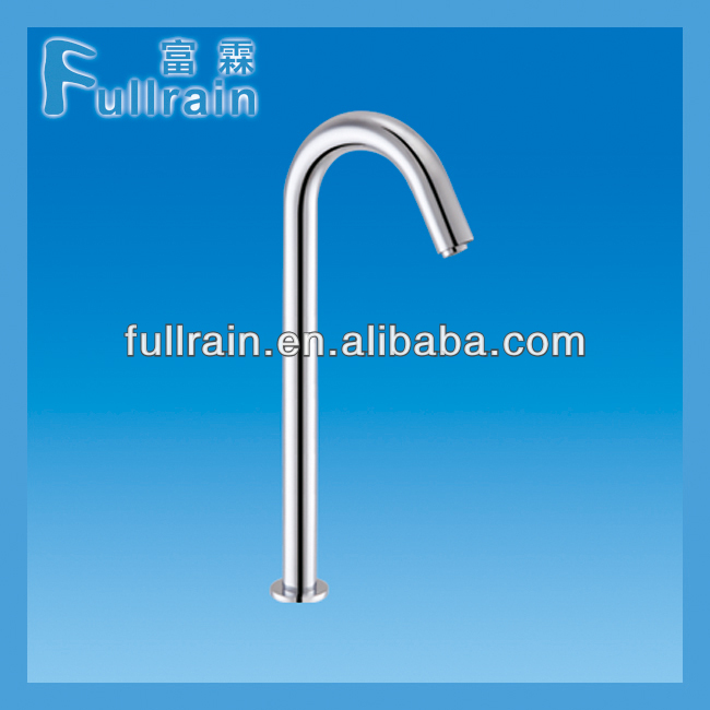 Chrome Sensor Operated Electronic Auto Lavatory Hand Washing Inducting Faucet