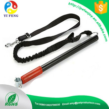 Pet Bicycle Leash dog safe Control Easy Soft no Pull Tug free - Safety Leash for small to large dogs | New for 2016