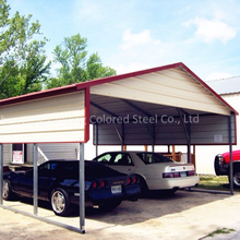 quick build lowes curved roof metal carports