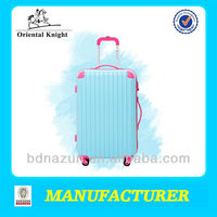 Fashion Personality Luggage Bag In ABS