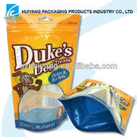 TOP QUALITY!!! doy pack pouch for rice packaging with ziplock and bottom
