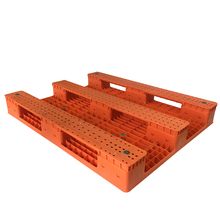 100% Virgin PP/HDPE stacking steel pallet with any color