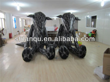 Advertising Wolf Inflatable Cartoon for Sale