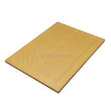 Best Choice micro perforated acoustic panel mdf board of assembly hall