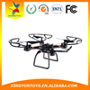 2.4G 6-Axis Drone Motor UFO Aircraft Propeller Mini RC Quadcopter Camera XY-304 VS CX30