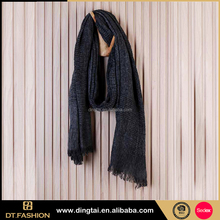 Wholesale new design fashion cotton loop muffler scarf