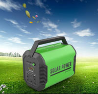 30W MINI HOME SOLAR SYSTEM PORTABLE