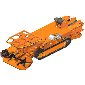 Jikai EBZ135 Adjustable Speed Roadheader Underground Coal Mine Tunneling Equipment