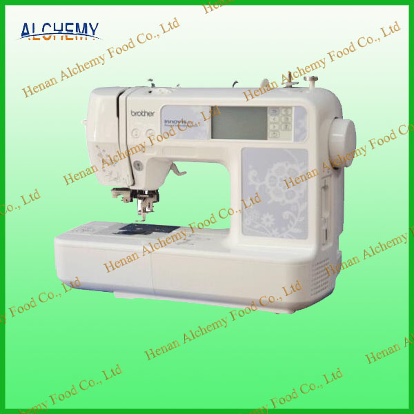 China product small embroidery machine for home use