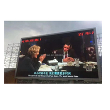 Outdoor waterproof IP65 smd full color 320*160mm P5 led display module