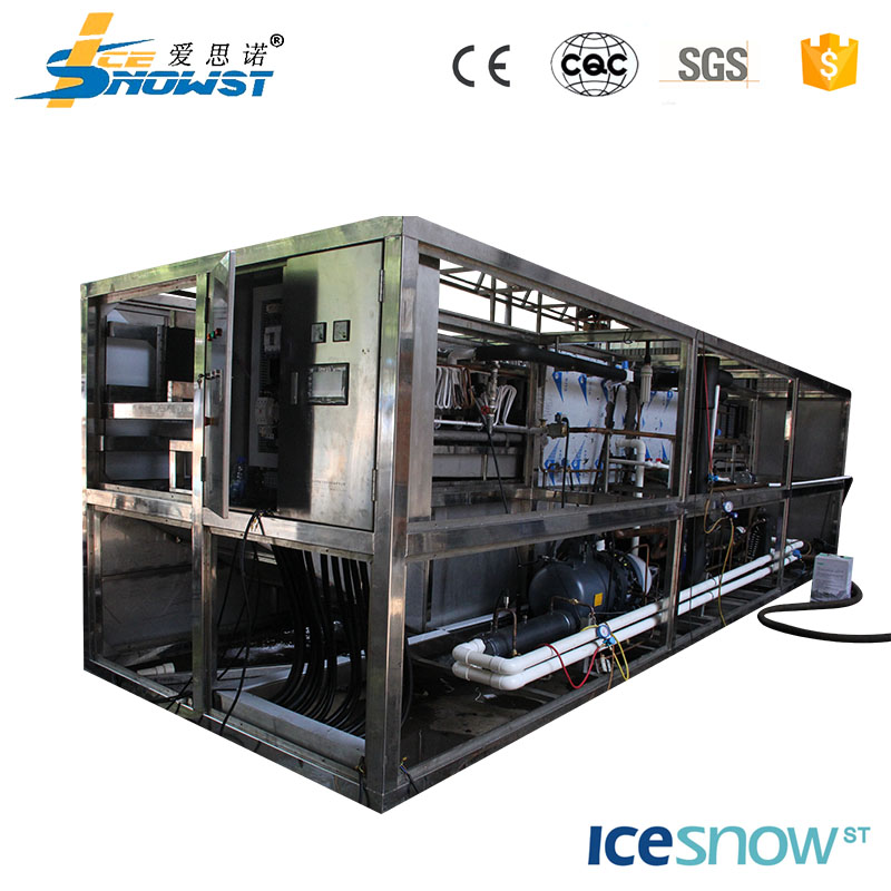 Meat processing high output commercial ice machine on sale