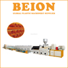 BEION High extrusion speed PVC Pipe production line machine with conical twin extruder
