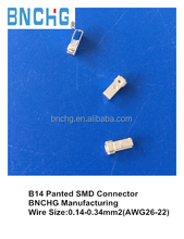 Unique Design led smt wire to board crimp connector 1Pin 0.14-0.34mm2
