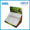 PDQ new disgn counter top display display stand