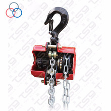 Small size hand operated min type lever chain block hoist