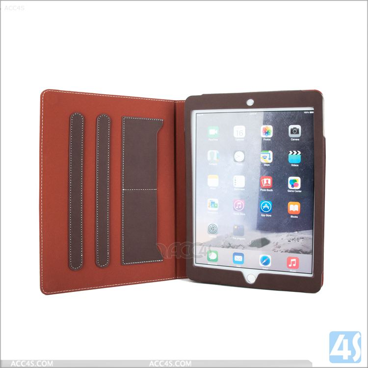 2016 Shockproof Case For tablet ,Case cover for Apple iPad 3 ,360 Rotation Detachable PU Leather Case cover for Apple iPad 4 3 2