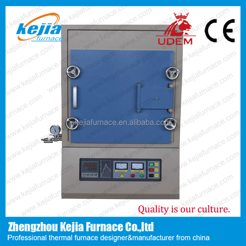 Chinese manufacturer CE approving low price inert gas furnace