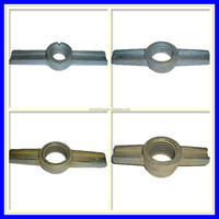 Cast iron scaffolding screw jack nut