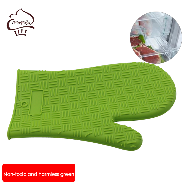 Wholesale heat insulation silicone hand gloves