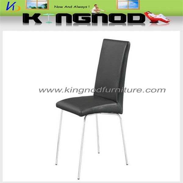 home barcelona leather model dining chair