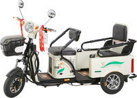 Newest folding electric tricycle on sale low price e rickshaws