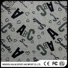 Perforated pattern fabric textile with high quality