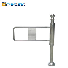 New Design fire protection advanced technology biometric access control for electronic swing gate